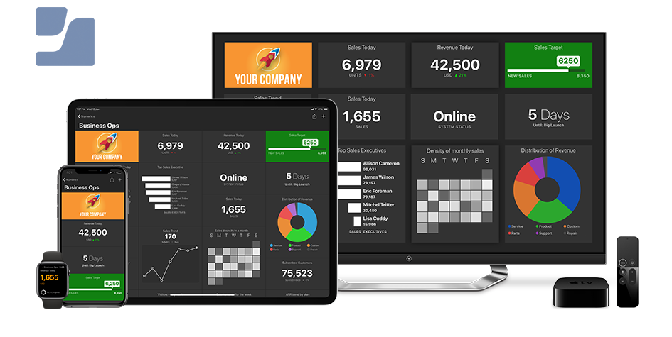 Jamf Pro Dashboards on iPhone, iPad, Apple TV and Apple Watch